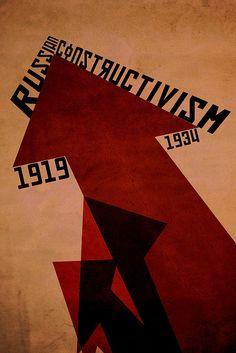 CONTRUCTIVISMO. Se da luego de la revolución de octubre, donde se empiezan a desarrollar diseños y gráficos.                                                                                                                                                      More