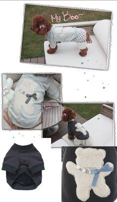 Dog Coat - Winter Coats For Dogs, Designer Dog Jacket, Dog Coat Hood, Dog Trench Coat, Dog Coat Cute