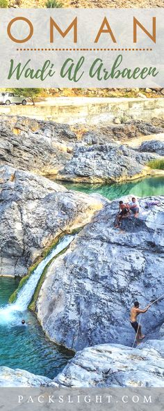 Little did you know that Oman was recently declared the most underrated hotspot of cliff jumping and general outdoor adventure!