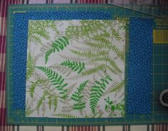 Sewing School - your online source for all things sewing —   Tutorial: Buzz Saw Quilt Block