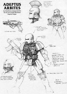 Adeptus Arbitres,Imperium,Империум,Warhammer 40000,warhammer40000, warhammer40k, warhammer 40k, ваха, сорокотысячник,Wh Песочница,фэндомы,Old Warhammer