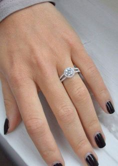 Love big circular rings!
