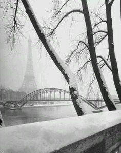 Winter in Paris, 1948