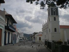 Puerto Cabello-Casco histórico
