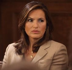 Olivia Benson! Oh boy... she is amazing! Love her forever