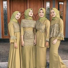 Hijab Dress Party, Hijab Style Dress, Disney Wedding Dresses, Hijab Bride, Pakistani Wedding Dresses, Wedding Hijab, Hijab Chic, Simple Bridesmaid Dresses, Bridesmaid Outfit
