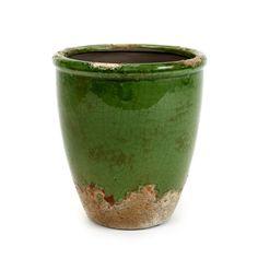 Serax Ovali Bloempot Groen - 18,5 cm 25,40