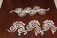 House simple drawing ideas for 2019 Rangoli Side Designs, Simple Rangoli Border Designs, Rangoli Borders, Free Hand Rangoli Design, Small Rangoli Design, Rangoli Patterns, Colorful Rangoli Designs, Rangoli Ideas, Rangoli Designs Diwali