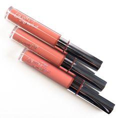 ColourPop juste Peachy Liquid Lipstick Trio Critique, Photos, Nuancier