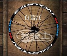 EA 90XC Reflective Wheelset bisiklet mountain bike cycling 26er 27.5er wheel sticker MTB bicicleta bicycle wheels frame stickers