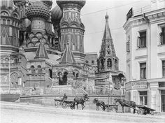 редкие фотографии дореволюционной Москвы (9)