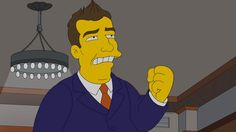 Exclusive First Look at Channing Tatum's Cameo on The Simpsons - Channing Tatum Unwrapped