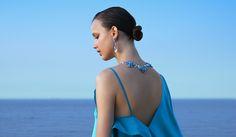 "Van Cleef & Arpels Lagune Précieuse necklace and earrings, ""Seven Seas"" High…"