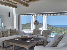 Une maison blanche à Ibiza - PLANETE DECO a homes world