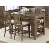 Found it at Wayfair - Slater Mill Counter Height Pub Table Set