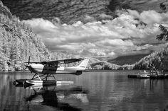 Sakinaw Lake, British Columbia Infrared Photography, Sunshine Coast, Great Pictures, British Columbia, River, Outdoor, Outdoors, Outdoor Games, Outdoor Life