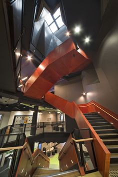 RMIT University, Swanston Academic Building » Lyons Architecture - Melbourne, Australia
