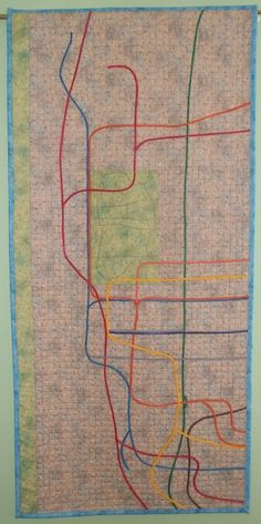 Going Places by HunterHollowQuilts on Etsy, $750.00
