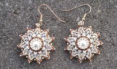 Free tutorial, Pearl earrings  https://www.youtube.com/watch?v=Ia0tSpaL_cU