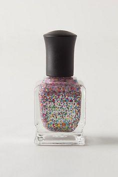 "Deborah Lippmann's ""Candy Shop"" nail polish ($18)"