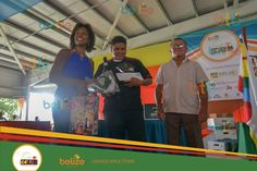 BELIZE TOURISM BOARD TASTE OF BELIZE 2016: Our team received first place in the Amateur Cook category! Awesome!