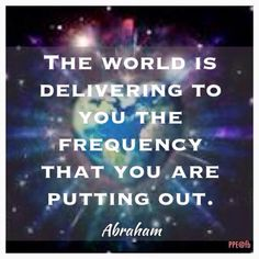 Abraham-Hicks, law of attraction ..*