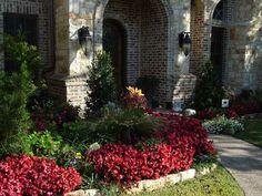 Outdoor Designs.  front gardens