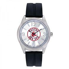 Boston Red Sox Logo Mens Varsity Watch