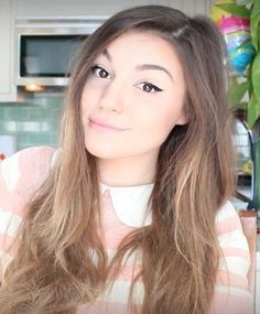 CutiePieMarzia aka Marzia Bisognin is one of my favourite female youtubers, she has a lovely sense of style and an adorable personality. Also love her and Pewds' dogs <3