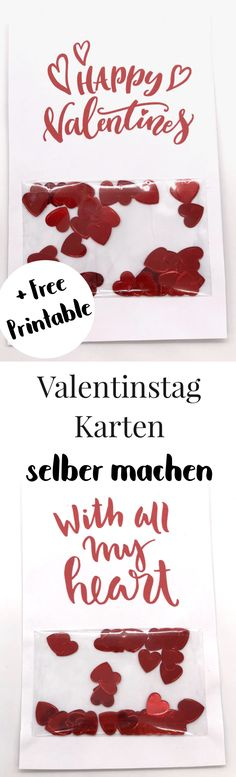 Diy Geschenke Zum Valentinstag Selber Machen So Bastelt Ihr Euch Schöne Für Ihn Oder