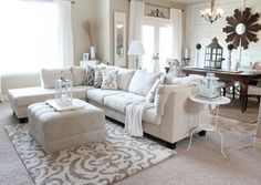 Area Rugs Over Wall to Wall Carpet — Area Rug Factory