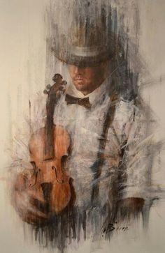 "Remi Labarre...""Violin Language"""