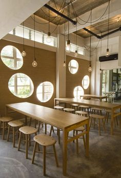 Hatched a casual restaurant  by Outofstock in Singapore