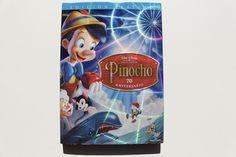 PINOCHO - DVD - CLÁSICO DISNEY Nº 2 - EDICIÓN PLATINO 70 ANIVERSARIO - 2 DISCOS
