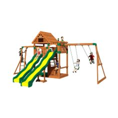 Crestwood by Backyard Discovery - Buy Swing Sets
