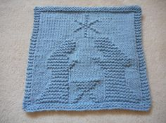 Looking for your next project? You're going to love Nativity Dishcloth by designer bubweez2745645. - via @Craftsy