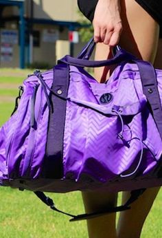 Read up on these gym bag hygiene hazards to make sure you're avoiding them!