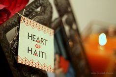 Celebrating Love with Heart of Haiti with Curves and Chaos