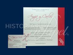Invitaciones Modernas para Boda 129 Cover, Modern Wedding Invitations, Receptions, Paper Envelopes, Weddings, Grooms, Blanket