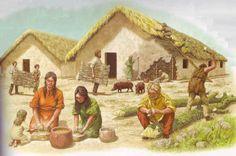 Grinding Grain for Bread
