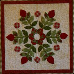 Sew'n Wild Oaks Quilting Blog--no instructions just a well balance design and a bunch of pretty variations