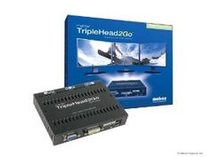 Matrox TripleHead2Go Three-Monitor Graphics Expansion - Digital Edition T2G-D3D-IF  .$294.75. http://www.amazon.com/gp/product/pinterest.com.vn-20/B000RMQZ96 I use triplehead2go for years and I am happy with it.Only the first time I had some problems because I was missing some drivers
