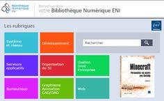 #AvecMonAdresseMelAcademiqueJaccedeA+la+bibliothèque+numérique+@EditionsENI+(livres+et+vidéos)