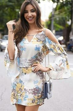 36 Casual Outfits That Make You Look Fabulous - Fashion Trends - Casual Fabulous Fashion Outfits Trends Casual Dresses, Short Dresses, Dress Outfits, Fashion Dresses, Prom Dresses, Casual Street Style, Street Style Women, Street Styles, Elegant Outfit