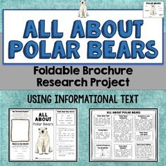 This hands-on research project features a print-and-go trifold brochure, and two styles of informational text where students can find all the needed content for the project. The 3-2-1 note-taking method is incorporated to teach kids how to use the text to find their