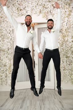 Affordable Wedding Venues In Nj Bear Wedding, Wedding Men, Wedding Pics, Wedding Couples, Lgbt Wedding, Wedding Venues, Lgbt Love, Cute Gay Couples, Photo Couple