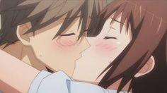 Ui and Hayato - Okusama ga seitokaichou