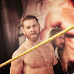 seasonsintheabears:    Sami Zayn (El Generico) of WWE