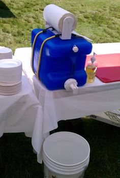 diy camping sink | 30 DIY Camping Sink: Keep Clean Without a Water Source