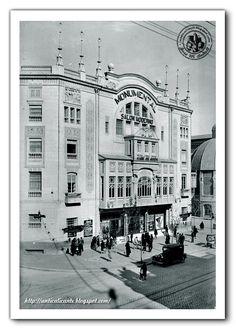 Cine Monumental de Alicante, (Edificio desparecido)